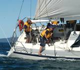 Jervis Bay  Cruisning Yacht Race Easter Saturday
